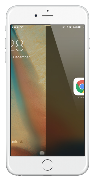 Akri-iOS-9-lock-screen-launcher-Cydia-tweak-1