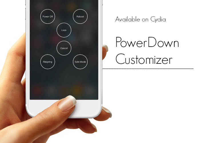 PowerDown-Customizer