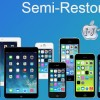 「SemiRestore」がiOS9に対応!脱獄を維持したまま初期化ができるようになりました。
