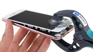 iPhone 6s/iPhone SEは内部はこっそり防水機構が適用されていることが判明!分解画像で紹介します