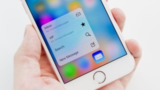 iPhoneの「3D Touch」の感度を調整する方法