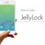 【Tweak】JellyLock Unified – ロック画面にAndroidのアンロックウィジェットのようなメニュー機能を追加する