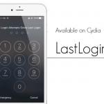 【Tweak】LastLogin – パスコード認証に失敗した回数を表示する