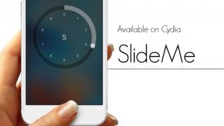 【Tweak】SlideMe – パスコードの入力を黒電話の回るダイヤル風にする