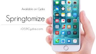 【Tweak】Springtomize 3 – iOSの画面をこれ1つでまとめてまとめてカスタマイズできる