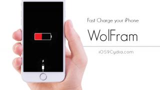 【Tweak】Wolfram – 自動的に充電中「停電力モード」をオンにして高速充電させる